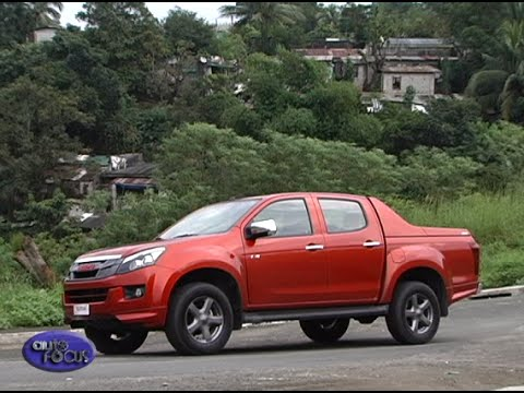 Auto Focus Production Models Isuzu D-Max X-Series 2014
