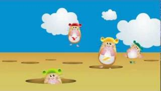"Helium Hamsters - CBA song - ABC backwards, advanced ""Alphabet Song"""