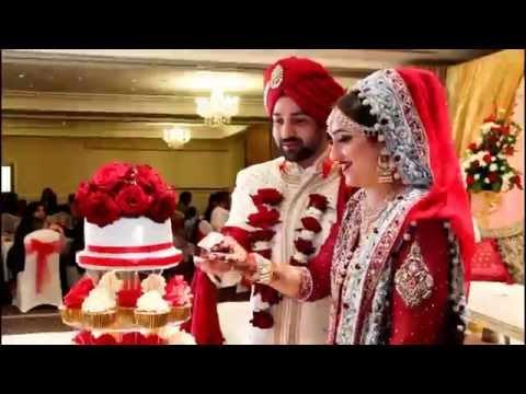 Pakistani Wedding Video Highlights l London l UK l 2014 l Mazen1