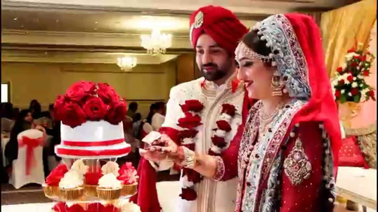 Pakistani Wedding Video Highlights L London UK 2014 Mazen1
