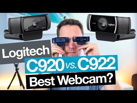 Best Webcam: Logitech