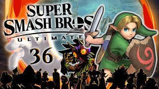 SUPER SMASH BROS. ULTIMATE 👊 #36: Junger Link in den Verlor…