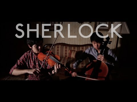 Sherlock (BBC) Medley - Cover by Albert Chang and Kevin Chung