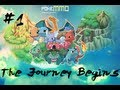 """PokeMMO Lets Play Part 1 - """"The Journey Begins"""""""