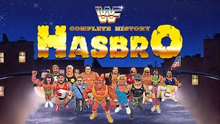 Complete History of WWF Hasbro Figures (1990-1995) | Figure History & Review