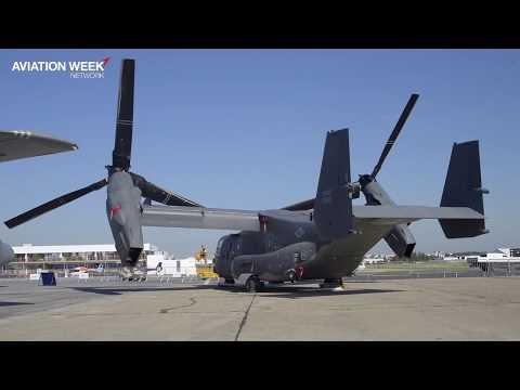 V-22 At The Paris Air Show: What's Next?
