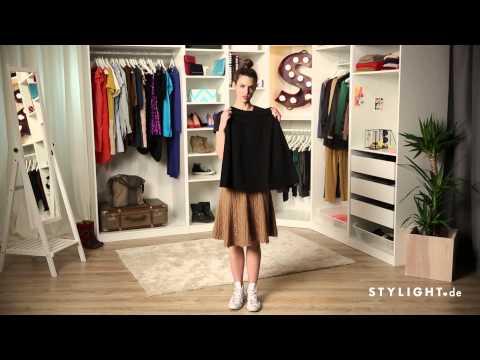 fashion-tutorial-»-wie-kombiniert-man-einen-tellerrock- -stylight-how-to-wear