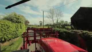 Myerscough College Mechanisation Promotional Video 2014