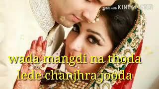 Mere sune sune pair#long_lachi WhatsApp status song# female versioning by 'ks_techno'kstechno'