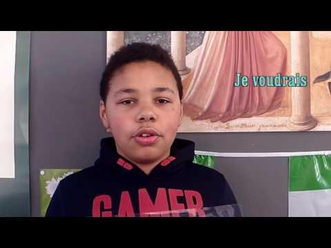 I NOSTRI SOGNI – NOS RÊVES … 6ème4 bilangue italien - Collège Jean Jaurès de Saint Ouen