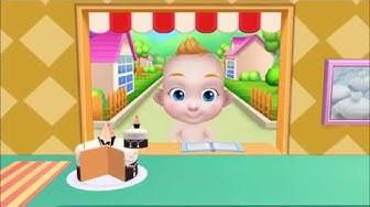Tortenbäcker - Backen, Dekorieren & Genießen - Spiele für Kinder - Einfach Backen - 3D