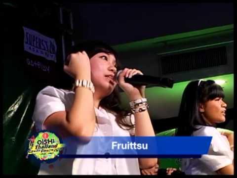 Oishi Cover Dance 2013_06 : Fruittsu