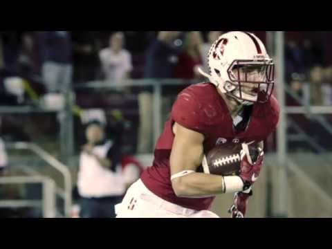 Christian McCaffrey || Nation's Best Player || Stanford Highlights