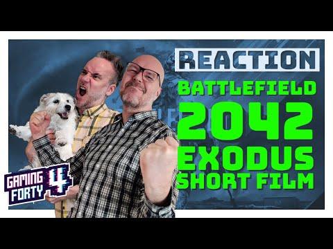 REACTION! Battlefield 2042 - Exodus Short Film