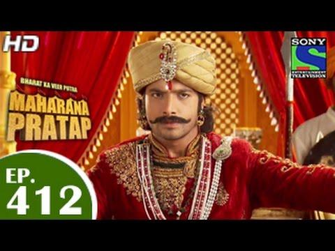 Bharat Ka Veer Putra Maharana Pratap  महाराणा प्रताप  Episode 412  6th May 2015