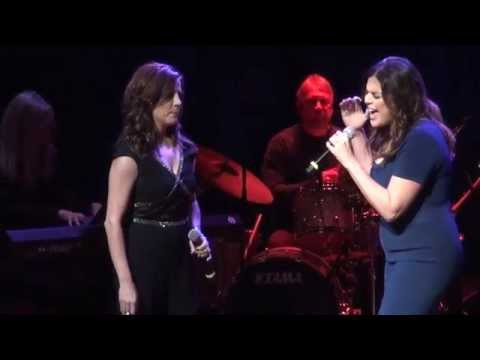 Martina McBride, Hillary Scott, Trisha Yearwood and Ronnie Dunn perform to honor Reba McEntire