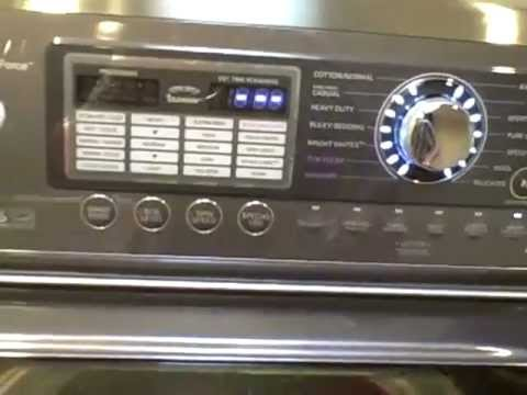 Lg Waveforce Wt5101hv Washer And Dlgx5102v Truesteam Dryer Review