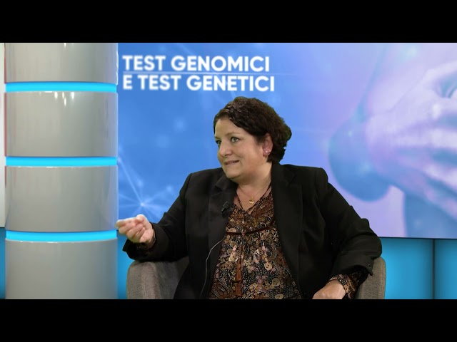 TEST GENOMICI E TEST GENETICI