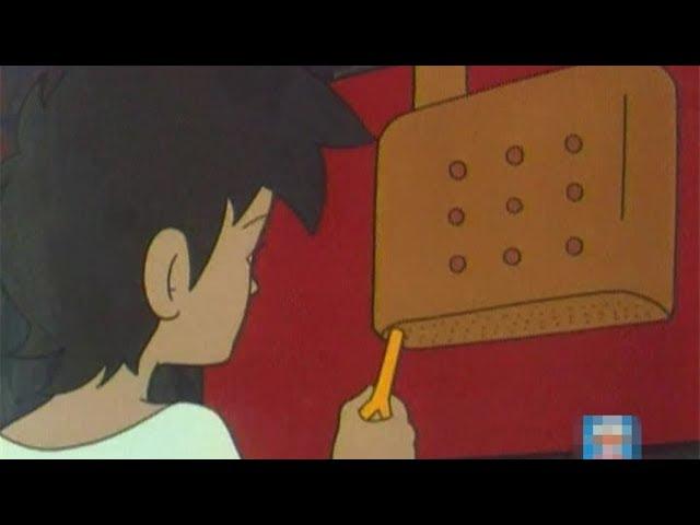 【宇哥】32年前老动画片中暗藏的智力谜题,我都解不开…《邋遢DW奇遇记09-10》