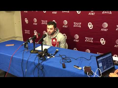 Lincoln Riley, Baker Mayfield discuss handshake snub and Mayfield's gestures