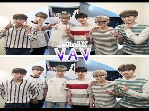 [160714] VAV - Sound K Interview