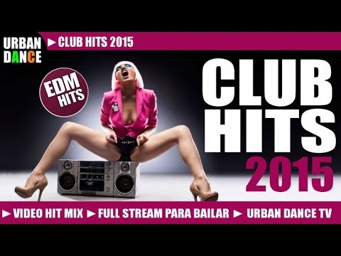 CLUB HITS 2015 ► EDM HIT MIX ►ELECTRO RUMANIAN & HOUSE MUSIC