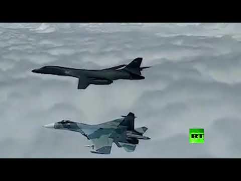 مقاتلات حربية روسية تعترض قاذفات أمريكية فوق بحري البلطيق والأسود  - نشر قبل 6 ساعة