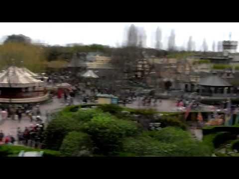 [Paradix] Voyage à Paris | Dysney Land - Champs Elysée