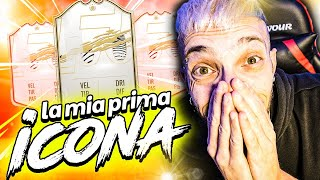 🔴 APRO L'ICONA BASE GARANTITA e CI GIOCO la WL !! BLACK FRIDAY ! | FIFA 21 PACK IF GARANTITI