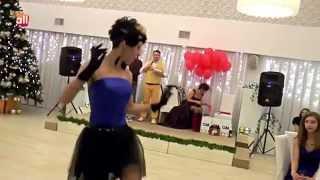 FunTV: MaxFitness: Вечеринка в стиле Moulin Rouge