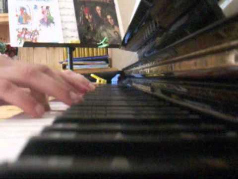 Klavier 4händig ♪ Seine-sucht (Pont Neuf) ♪ Michael Proksch