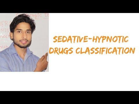 Classification Mnemonics Of Sedative - Hypnoics