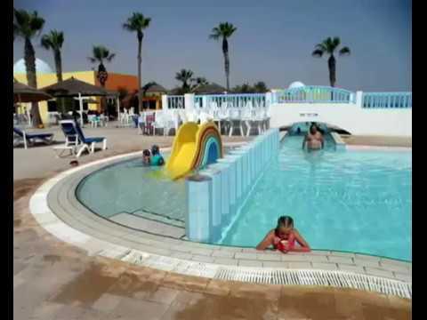 Hôtel Caribbean world Monastir Tunisie