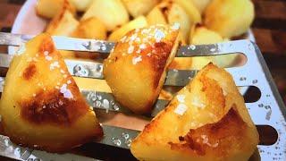 Рецепт очень вкусной КАРТОШКИ в духовке Ароматная и хрустящая на праздничный стол Сохраняйте рецепт