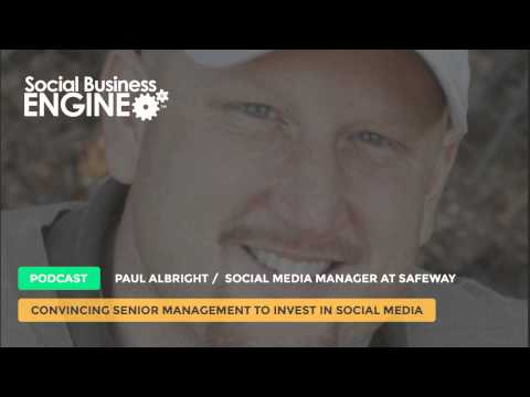 Convincing Senior Management to Invest in Social Media