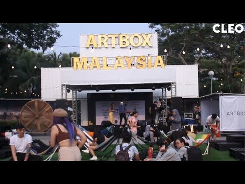 CLEO Goes To Artbox 2019 | CLEO Events | CLEO Malaysia