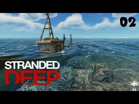 Investigating The Shipwreck | Stranded Deep Gameplay | Episode 2