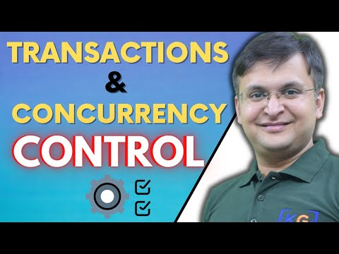 Part 6.20 #ConcurrencyControlTechnique in #Transaction #TimeStampingProtocol in Hindi