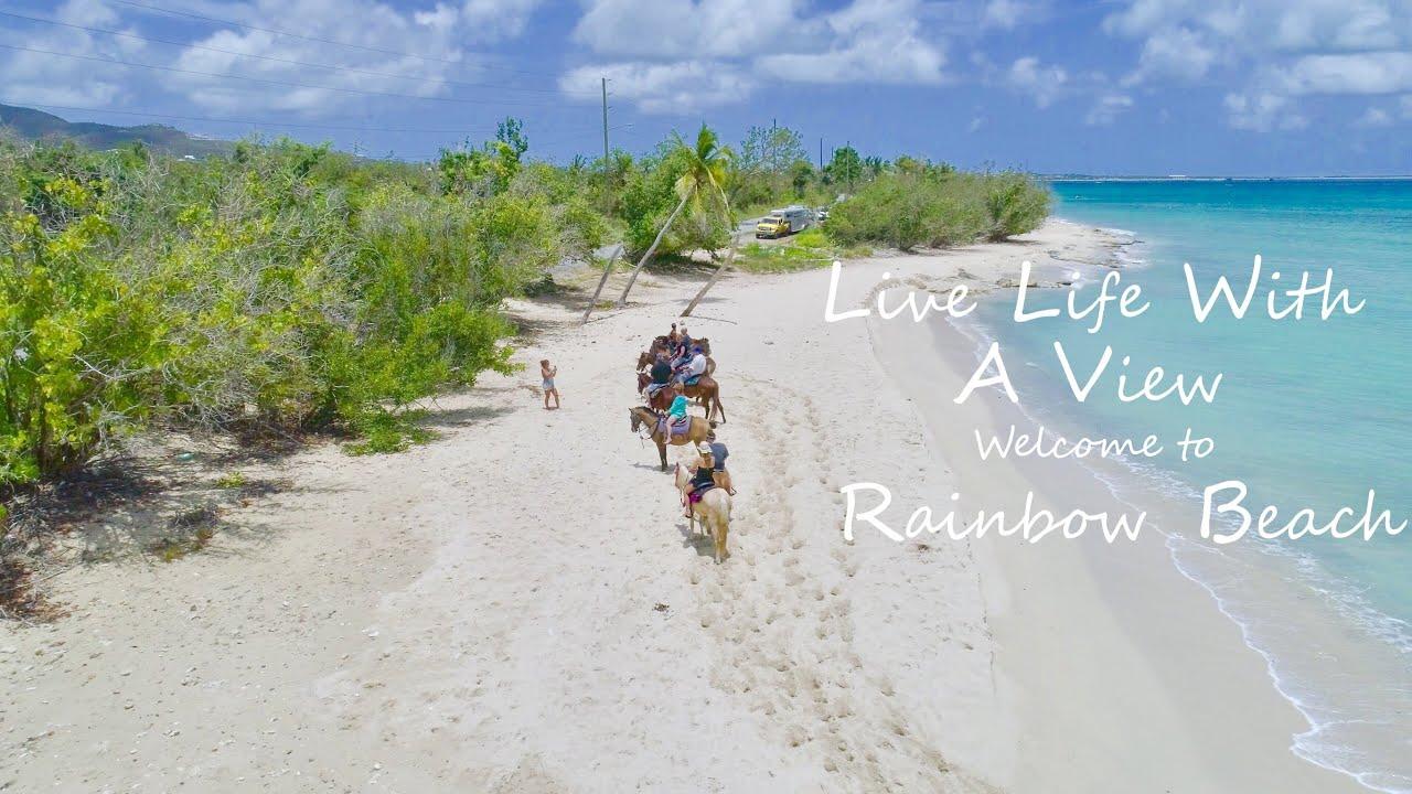 Llwav Welcome To Rainbow Beach St Croix U S Virgin Islands