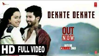 Dekhte Dekhte Batti Gul Meter Chalu | Kya Se Kya Ho Gaye Dekhte Dekhte | Dekhte Dekhte Shahid Kapoor