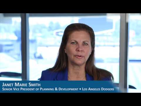 Janet Marie Smith on Dodger Stadium Renovation
