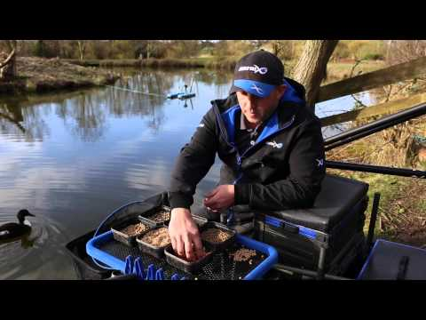 ***Coarse & Match Fishing TV*** Tips for F1's with Les Thompson
