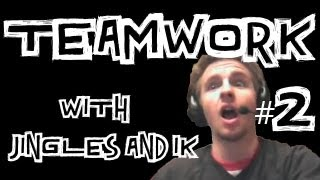 World of Tanks || Teamwork #2 with Jingles and Ik Epic Crucial Contribution (LIVE VERSION)!