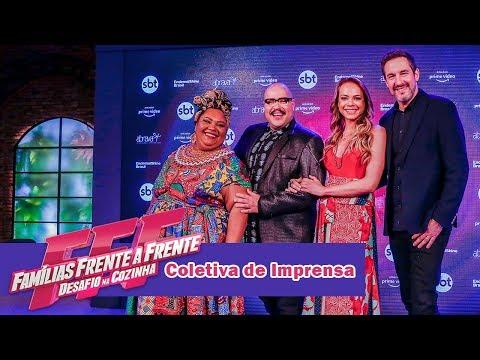 Famílias Frente a Frente: Tiago Abravanel volta ao SBT com grande projeto!