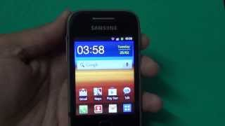 Rooting Galaxy Y (in 2 mins.) (without computer)