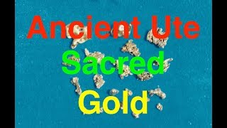 clues to the ancient sacred Indian gold as told by June Balaich