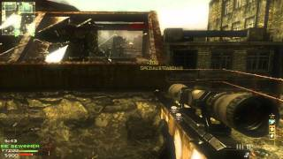 MW3 Sniper Montage Ep.4 - SWAG