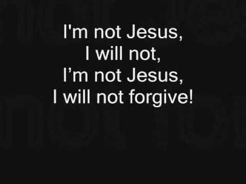 Apocalyptica-I'm Not Jesus w/ Lyrics