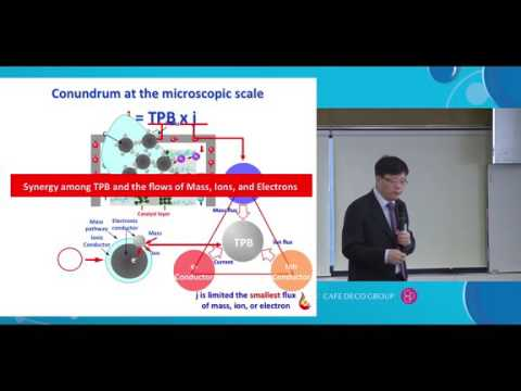 New Fuel Cells for Clean and Sustainable Energy Future  Prof. Tim Zhao