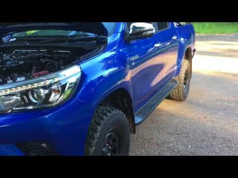 Hilux V6 N80 - Raptor Supercharged
